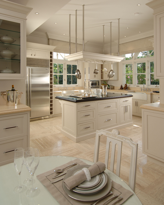 Transitional Kitchens: A Fusion Of Both Traditional And